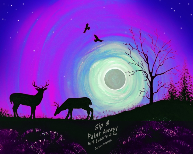 Deer and the Morning Stars 3