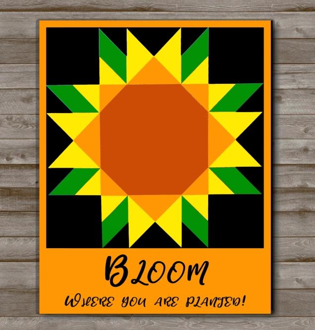 crafts images on via etsy dawnpettinger pinterest quilt applique quilting download quilts sunflower instant pattern best