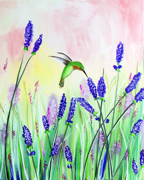 Lavender Meadow 2