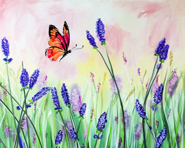 Lavender Meadow 3