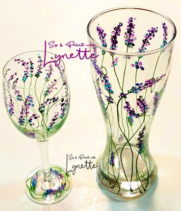 Lavender Glasses 2