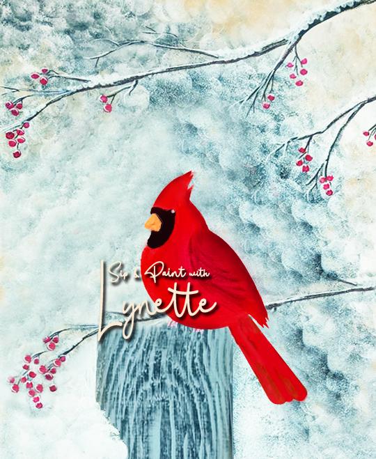 Winter Cardinal - 2019