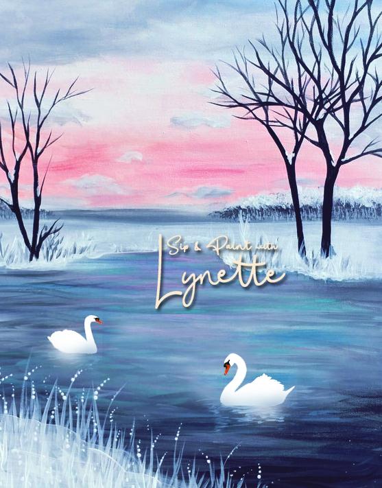 Snow Swans